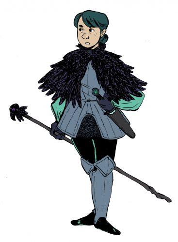 Raven Warner