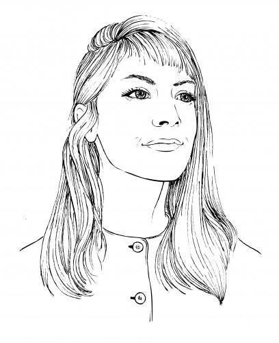 Christine Mitchell Adams